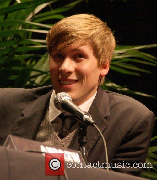 Dustin Lance Black Santa Barbara International Film Festival...