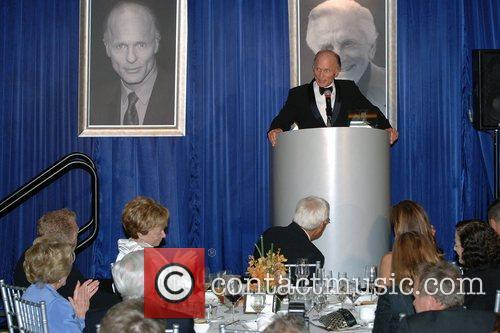 Ed Harris and Kirk Douglas 1