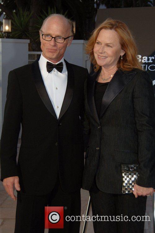 Ed Harris, Kirk Douglas, Santa Barbara International Film Festival