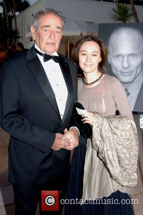 Ed Harris receives the Santa Barbara International Film...