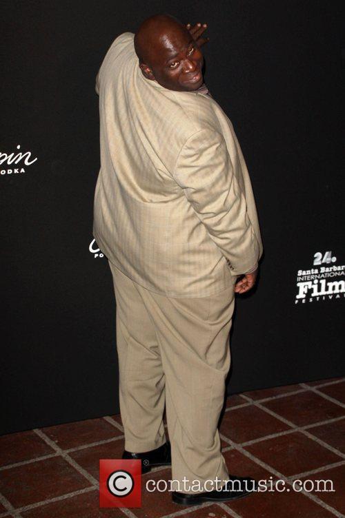 Gary Anthony Williams and Penelope Cruz