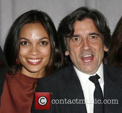 Rosario Dawson and Griffin Dunne 4