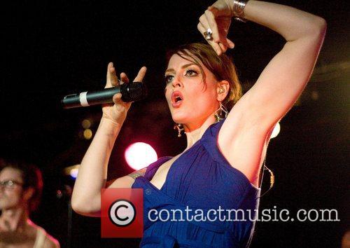 Scissor Sisters perform a secret show under the...