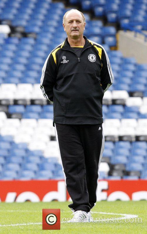 Luiz Felipe Scolari has been dismissed as Chelsea...