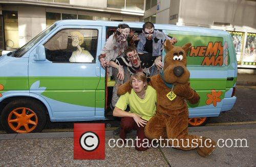 The Scooby-Doo Halloween tour begins at London Tombs,...