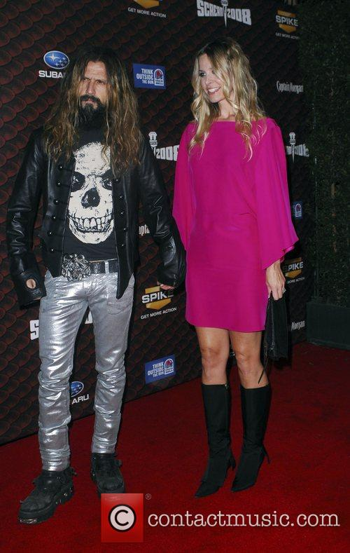 Rob Zombie and Sheri Moon Zombie 2