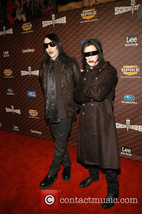 Marilyn Manson and Twiggy Ramirez 6