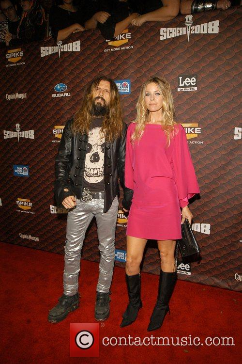 Rob Zombie and Sheri Moon Zombie 3