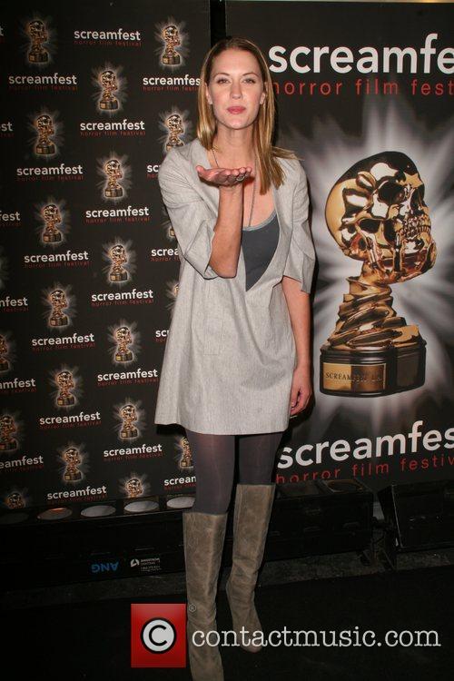 Lauren Lee Smith 8th Annual Screamfest Horror Film...
