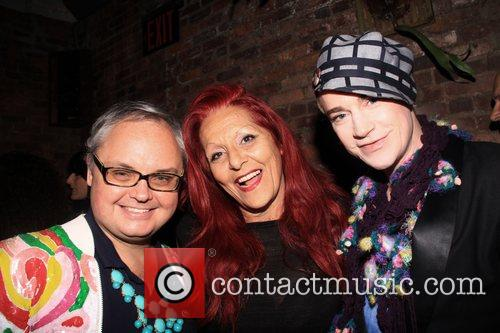 Mickey Boardman, Patricia Field and Richie Rich Legendary...