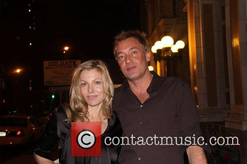 Tatum O'Neal and Hunter Hill Legendary vintage boutique...