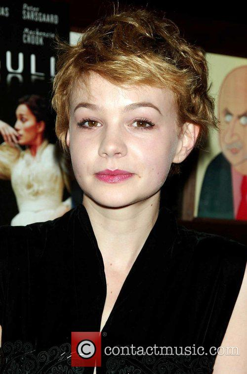 Carey Mulligan Opening Night afterparty of 'The Seagull'...