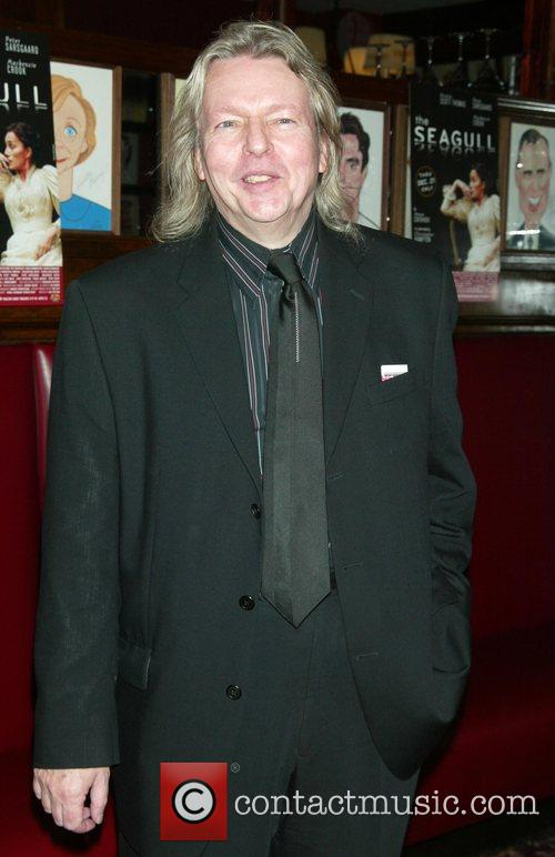 Christopher Hampton Opening Night afterparty of 'The Seagull'...