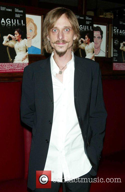 Mackenzie Crook Opening Night afterparty of 'The Seagull'...