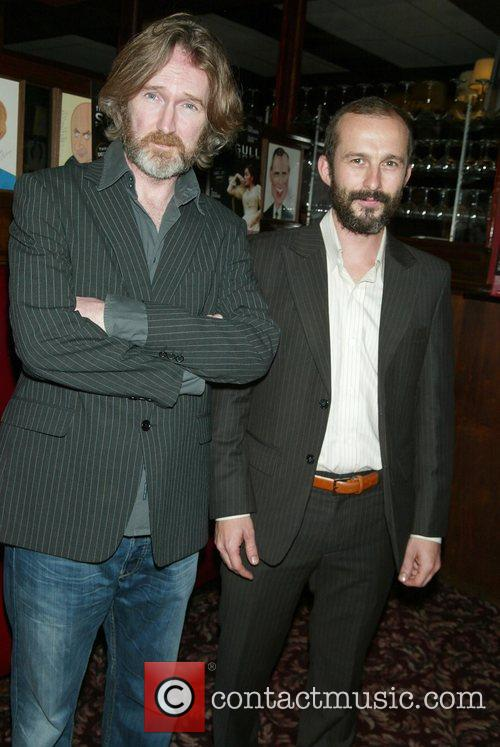 Pearce Quigley and Christopher Patrick Nolan Opening Night...