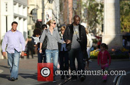 Heidi Klum and Seal 2
