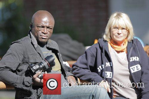 Seal, Erna Klum