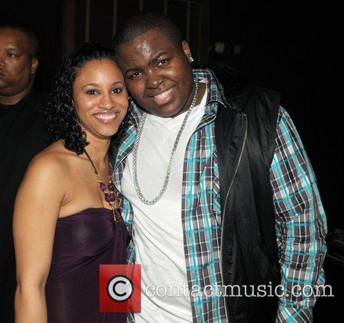 Sean Kingston and guest performing live at Club...