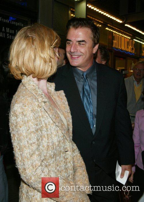 Cynthia Nixon and Frank Langella 11