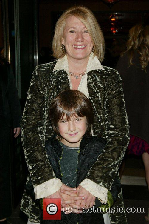 Jayne Atkinson and Her Son Jeremy Gill 3
