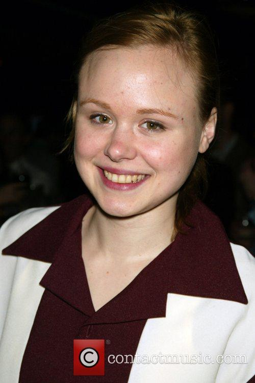 Alison Pill Second Stage Theatre's All-Star Bowling Classic...