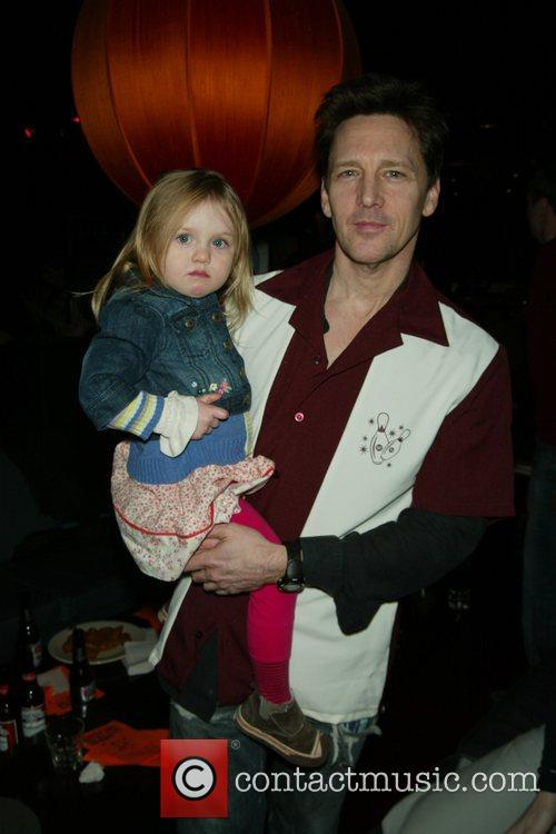 Andrew McCarthy and his daughter Willow McCarthy Second...