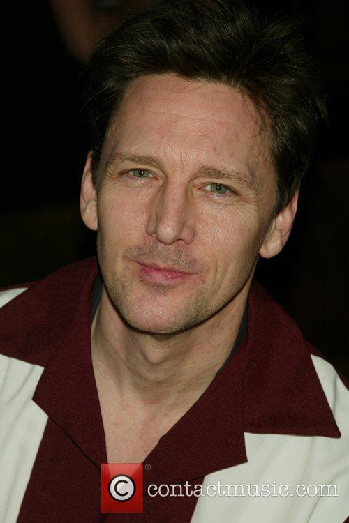 Andrew McCarthy Second Stage Theatre's All-Star Bowling Classic...