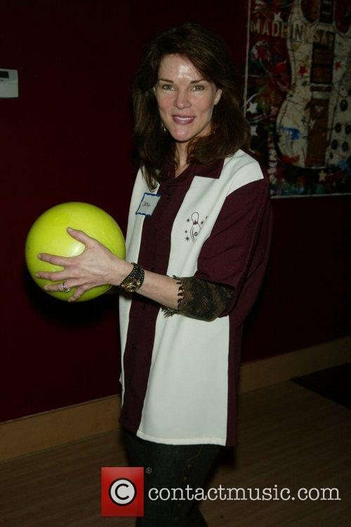 Carolyn McCormick Second Stage Theatre's All-Star Bowling Classic...