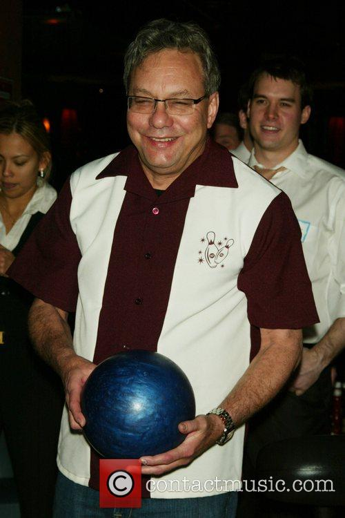 Lewis Black Second Stage Theatre's All-Star Bowling Classic...