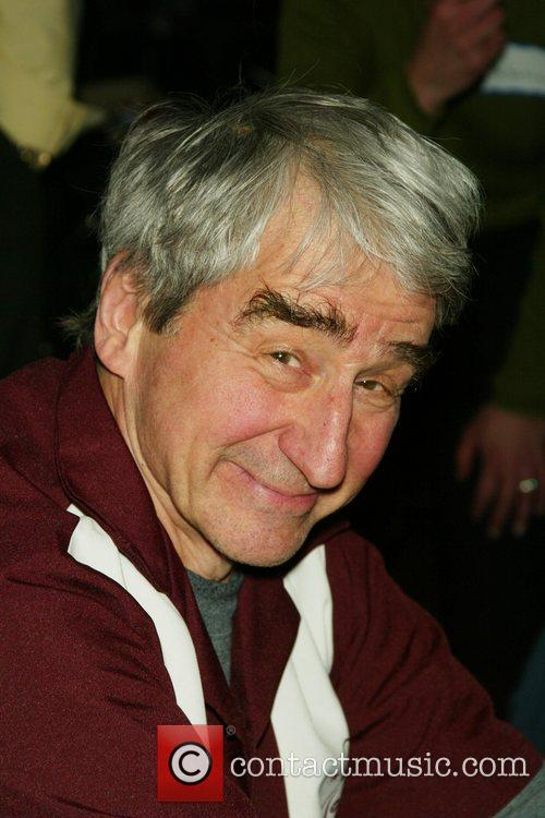 Younger Sam Waterston ...