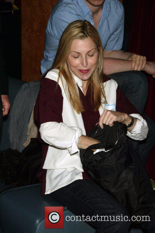 Tatum O'Neal Second Stage Theatre's All-Star Bowling Classic...