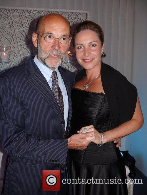 Katerina Jacob, Jochen Neumann Senses Wellnes Award 2009...