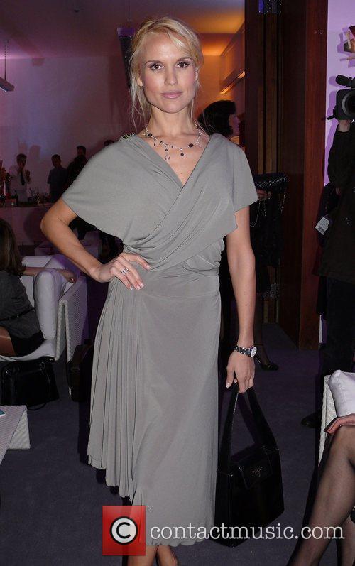 Tamara Sedmak Senses Wellnes Award 2009 at Baerensaal...