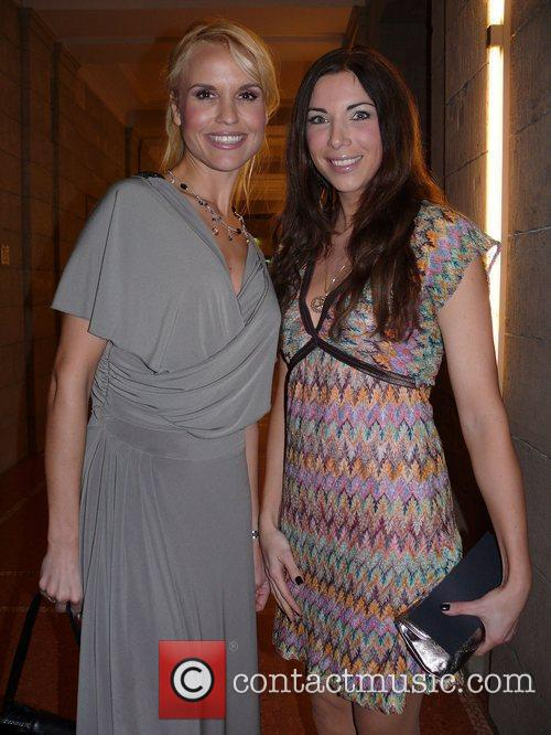 Tamara Sedmak, Alexandra Polzin Senses Wellnes Award 2009...