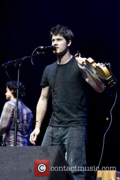 Seth Lakeman and Royal Albert Hall 10