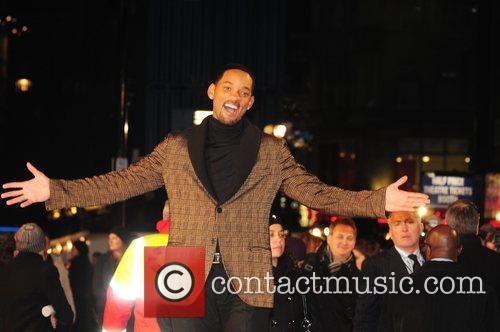 Will Smith 'Seven Pounds' UK premiere held at...