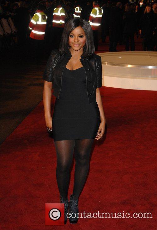 Keisha Buchanan 'Seven Pounds' UK premiere held at...