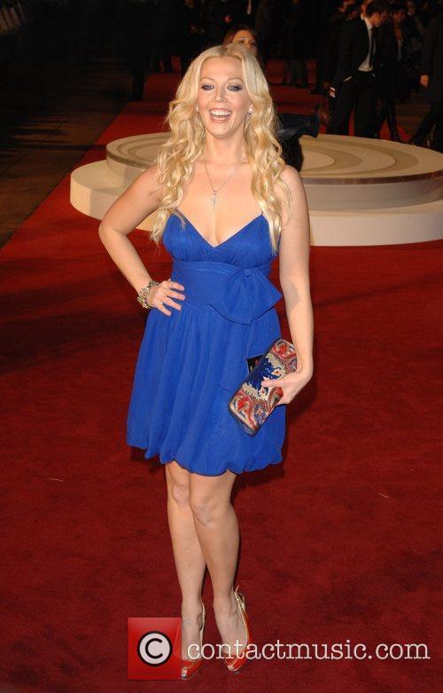 Liz Fuller 'Seven Pounds' UK premiere held at...