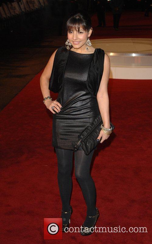 Roxanne Pallett 'Seven Pounds' UK premiere held at...