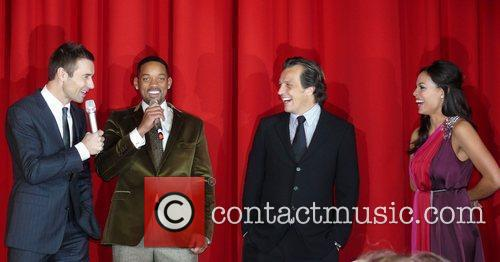 Kai Pflaume and Will Smith 5