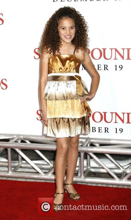 Madison Pettis Los Angeles Premiere of 'Seven Pounds'...