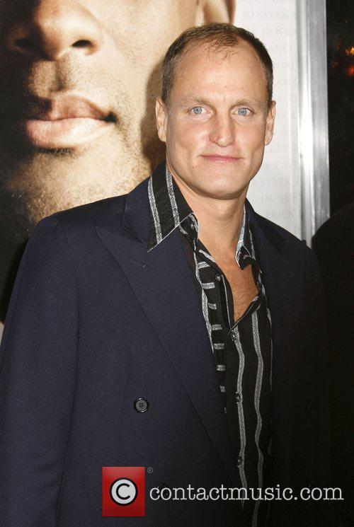 Woody Harrelson  Los Angeles Premiere of 'Seven...