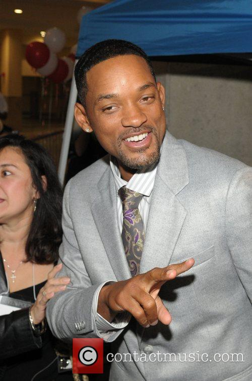 Will Smith  The 'Seven Pounds' Premiere at...