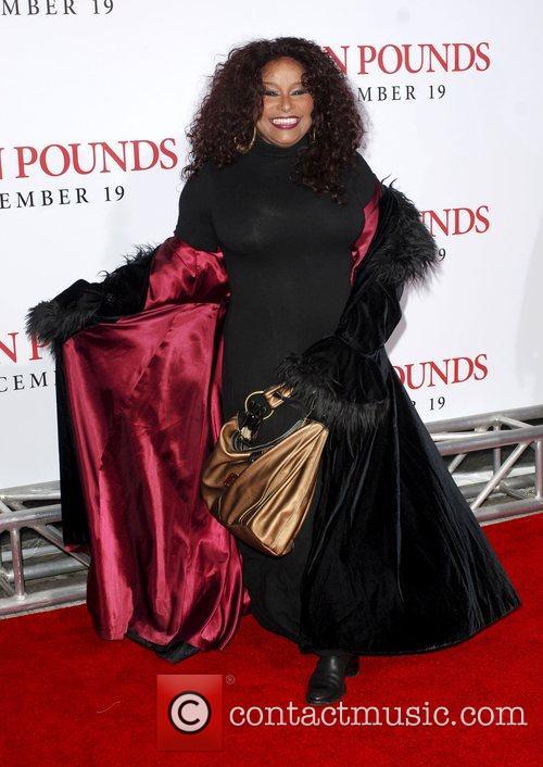 Chaka Khan Los Angeles Premiere of 'Seven Pounds'...