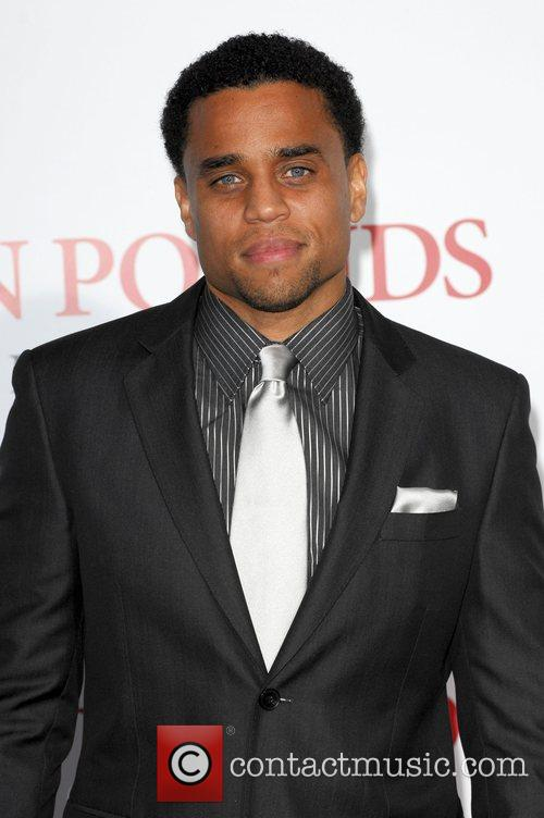 Michael Ealy Los Angeles Premiere of 'Seven Pounds'...