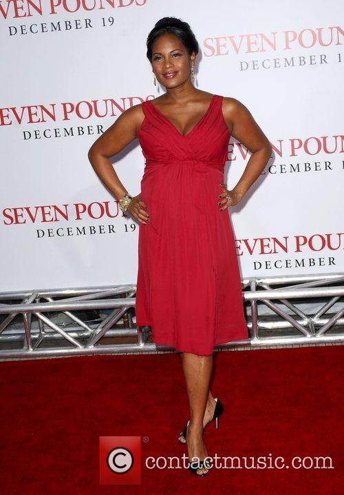 Robbine Lee Los Angeles Premiere of 'Seven Pounds'...