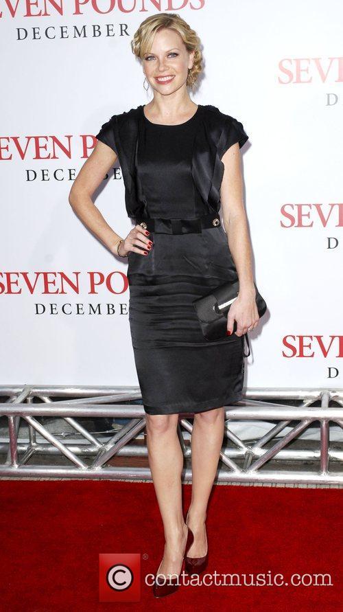 Sara Jane Morris Los Angeles Premiere of 'Seven...
