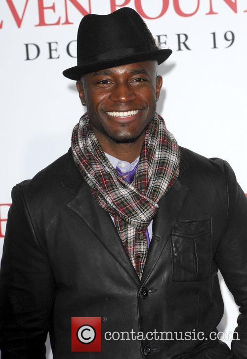 Taye Diggs Los Angeles Premiere of 'Seven Pounds'...