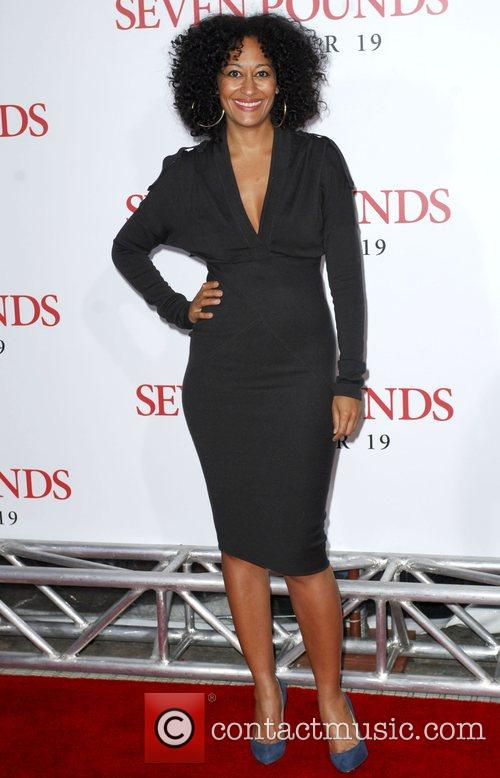 Tracy Ross Los Angeles Premiere of 'Seven Pounds'...