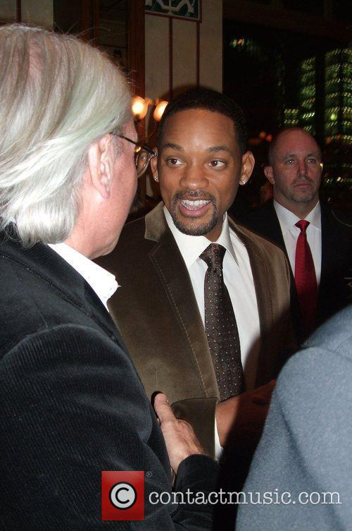 Wolf Bauer, Will Smith Reception for the German...
